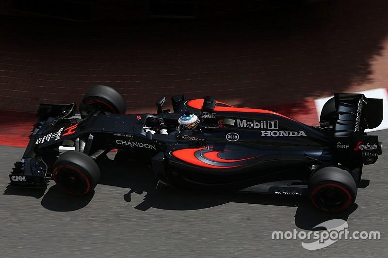 McLaren still struggling with high tyre pressures, Boullier admits