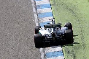 Aliviar los límites de pista requiere un procedimiento, dice Ecclestone
