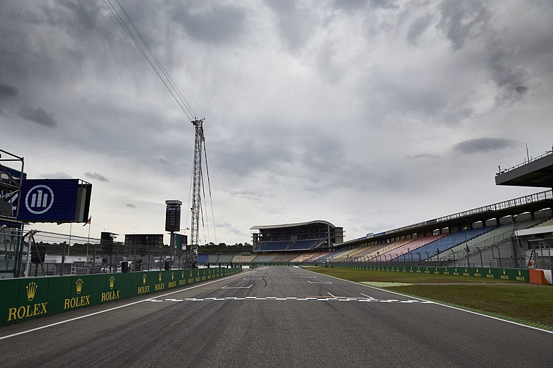 Какая погода ожидается на Гран При Германии
