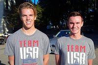 Askew, Kirkwood win Team USA Scholarships