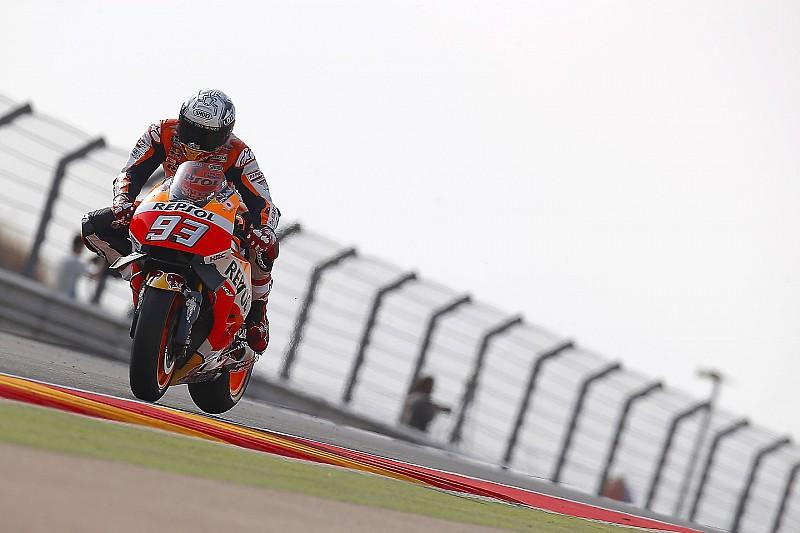 Поул-позиція Маркеса підтвердила швидкість Honda