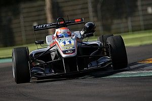 Mazepin to stay with Hitech for second F3 season
