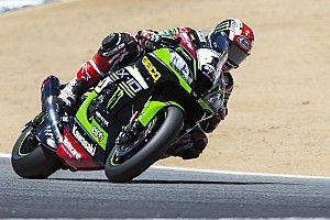 Laguna Seca WSBK: Rea scores Race 1 win as both Ducatis crash