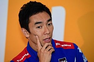 Sato considering options with Rahal, Andretti and Schmidt