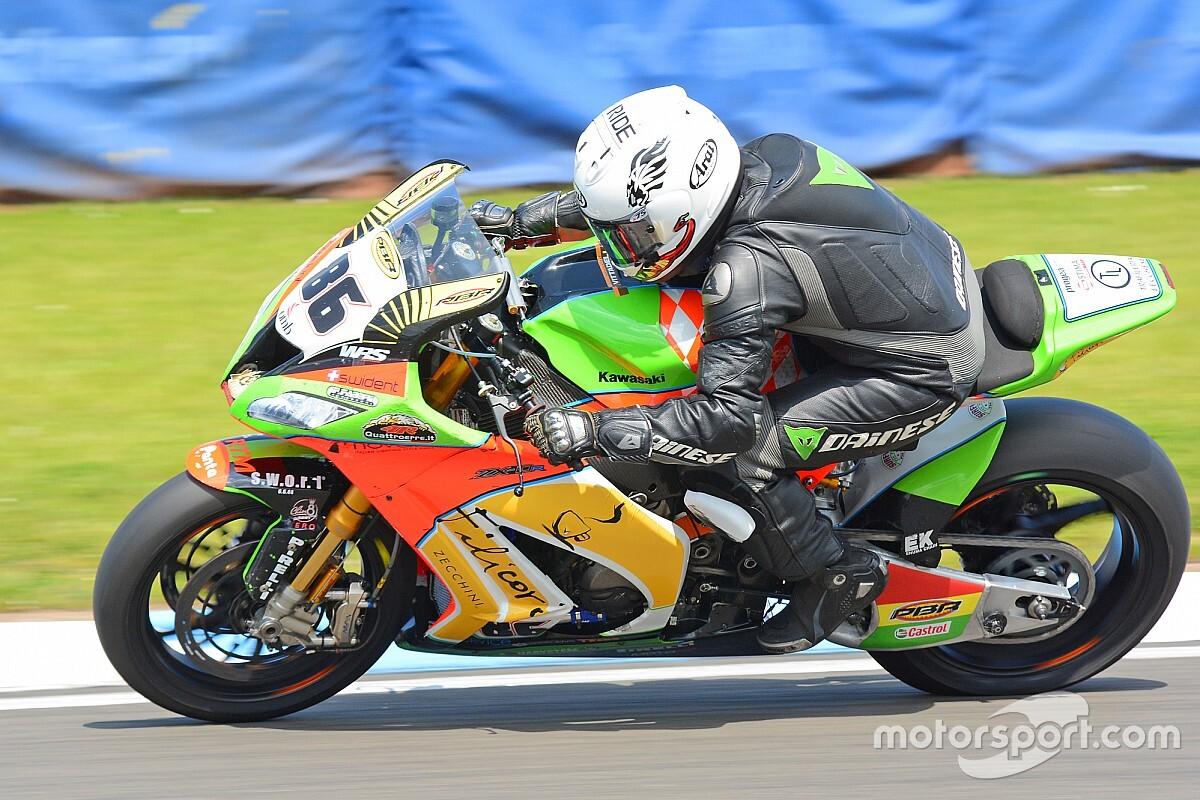 Morais, Kawasaki ile Estoril'de WSBK'ya dönecek