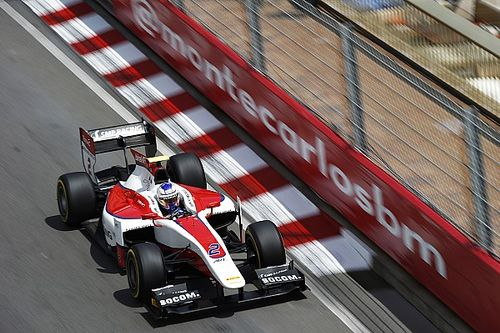 Monaco GP2: Sirotkin takes pole in red-flagged group qualifying