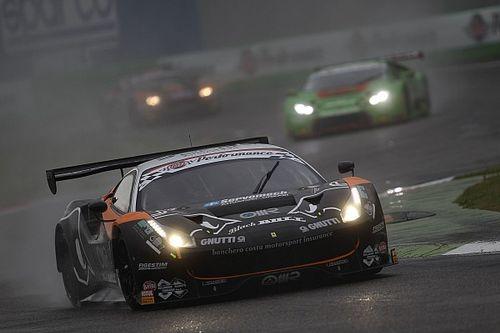 SGT3-GT3: Venturi e Gai volano sull'acqua di Monza