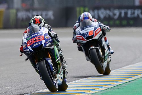 Phenomenal double French podium for Yamaha MotoGP