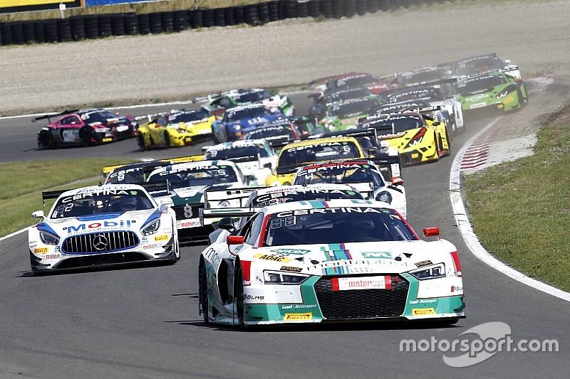 Entscheidung im GT-Masters 2016: Audi gegen Corvette und Porsche