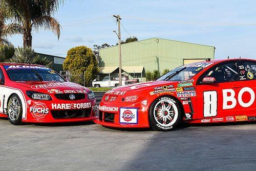 Brad Jones Racing reveals retro look