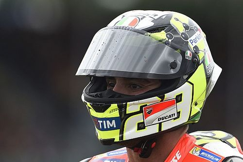 Iannone could race at Misano despite fracture
