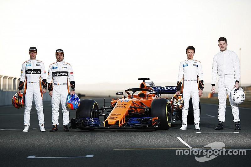 """McLaren-baas: """"Binnenkort haalt iedereen talent uit esports"""""""