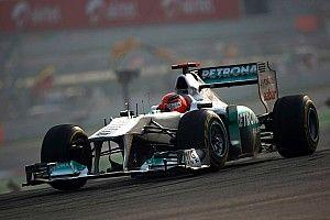 Wolff: Schumacher a Mercedes sikereinek egyik alapító atyja