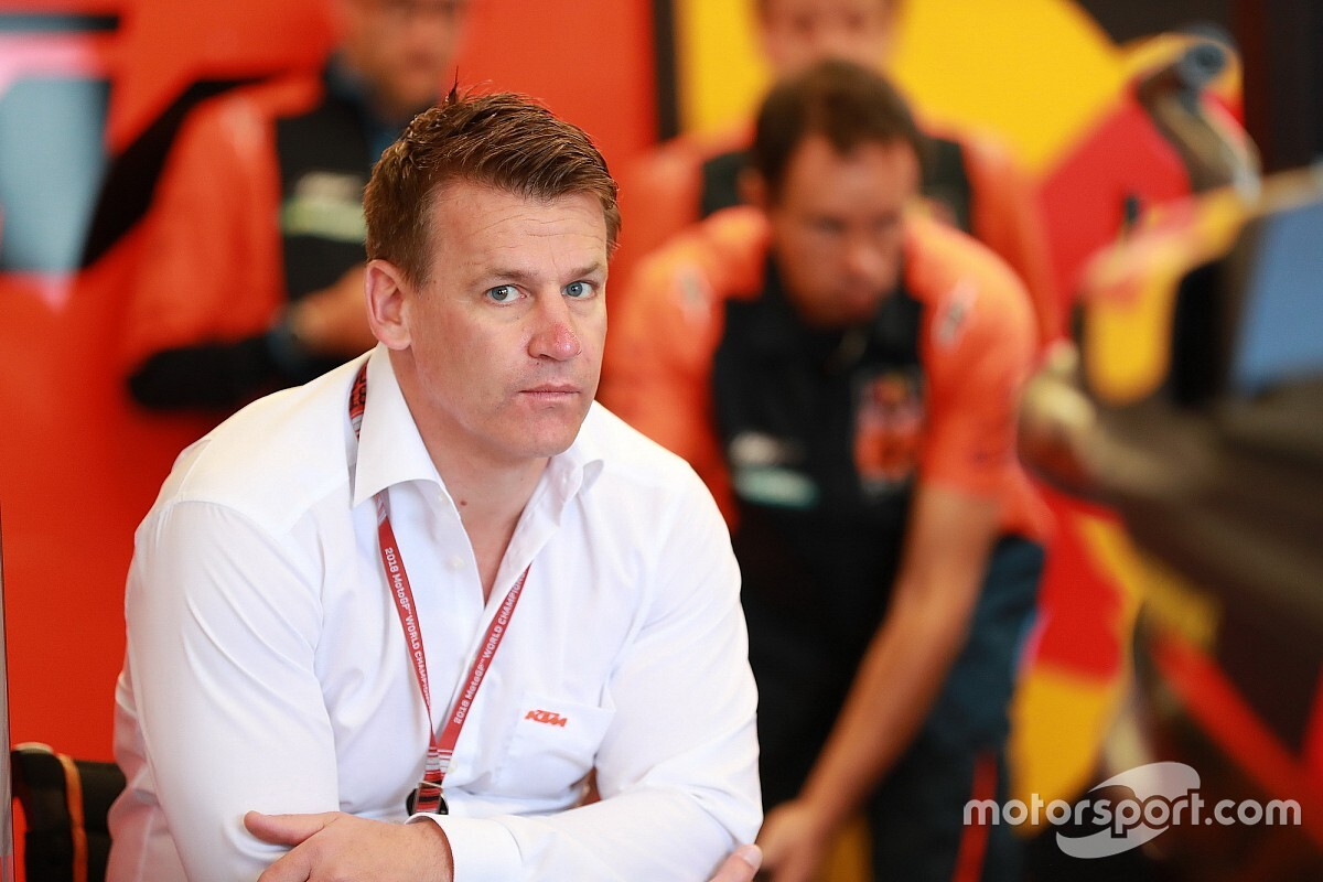 A KTM elutasította a Doviziosoval kapcsolatos pletykákat