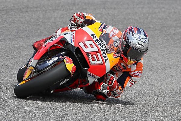 MotoGP Crónica de Carrera Márquez da un golpe de autoridad en Austin