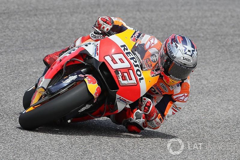 MotoGP Amerika: Marquez pole, tapi dalam investigasi