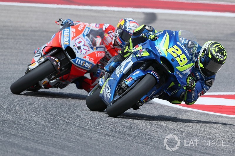 Онлайн Гран При Америк MotoGP: гонка