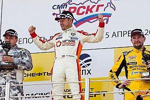 Russia: in Gara 2 a Fort Grozny arriva la prima gioia Volkswagen con Golikov