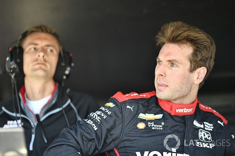 """Power """"can't believe"""" IndyCar restarted in """"very dangerous"""" conditions"""
