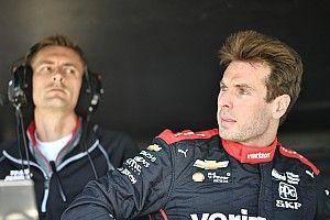 パワー、レース再開に失望「非常に危険な状況で、前が見えなかった」