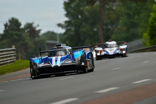 """Ginetta LMP1 a """"solid building block"""" for Manor"""