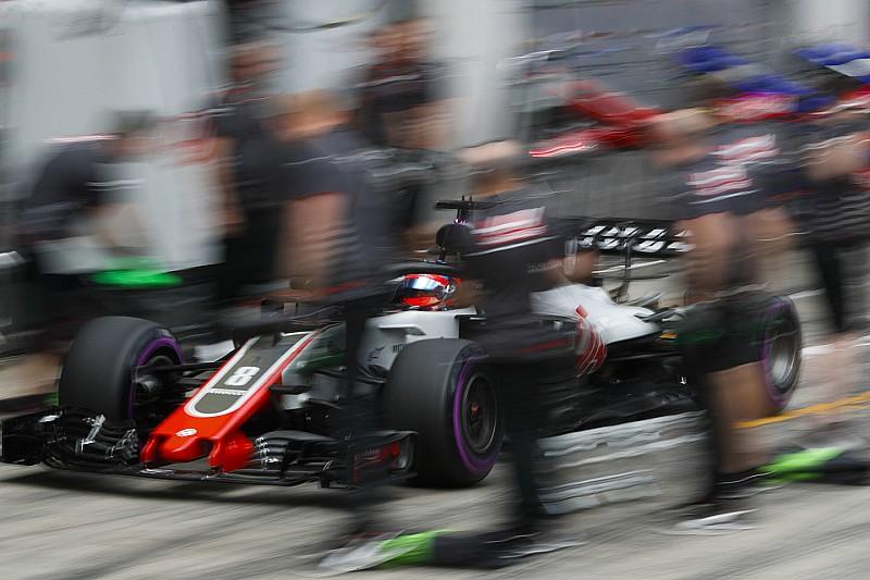 Sokkolta a mezőnyt a Haas teljesítménye az Osztrák Nagydíjon