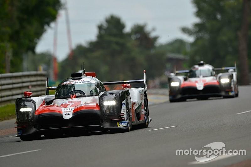 Toyota prolonge son engagement en WEC et au Mans