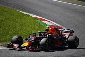 Le moteur de Verstappen a été bridé après l'abandon de Ricciardo