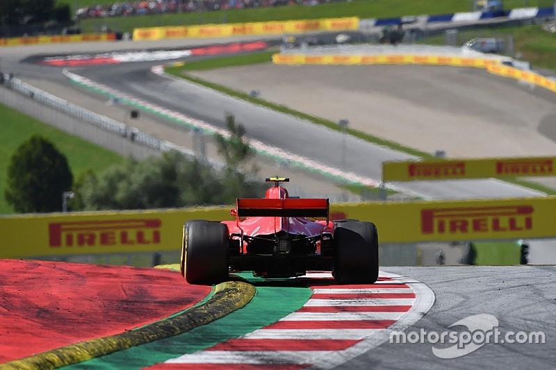 Pneus : Ferrari joue la prudence pour le Grand Prix d'Autriche