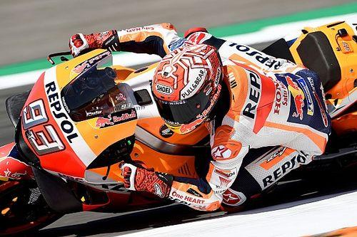 Assen MotoGP: Marquez beats Crutchlow to pole