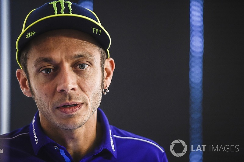 "Rossi : ""Comme toujours, Yamaha va doucement"""