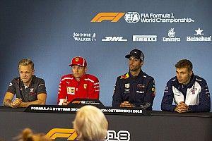 İngiltere GP'si basın toplantısı programı açıklandı