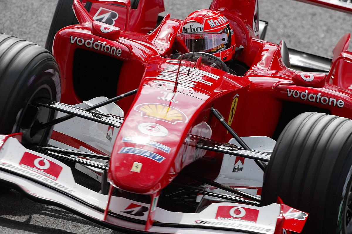 Ha Francia Nagydíj, akkor Ferrari és Schumacher