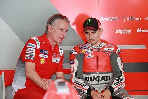 """Ciabatti: """"Lorenzo hatte bei Honda unterschrieben, bevor er unser Angebot hörte"""""""