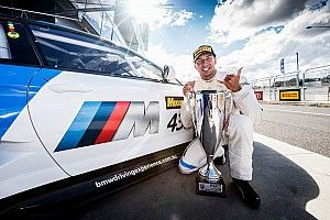 Mostert, Catsburg added to BMW Bathurst line-up