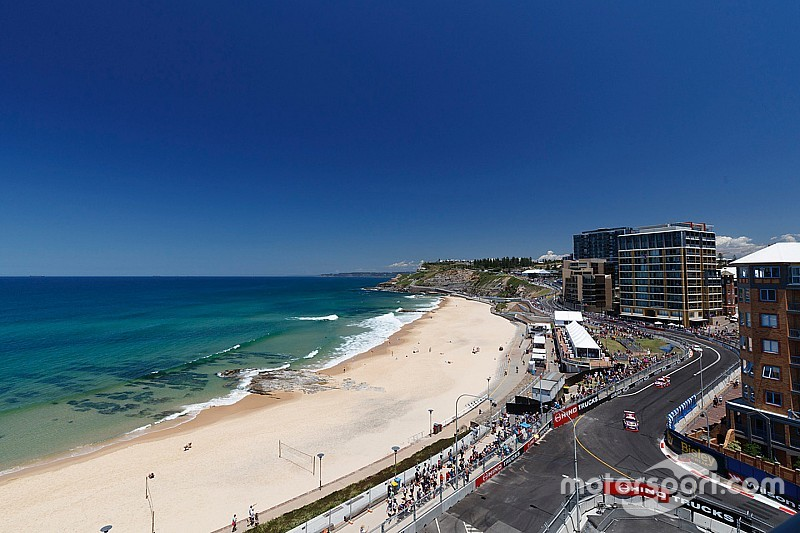 Live auf Motorsport.tv: Das Finale der Supercars in Newcastle