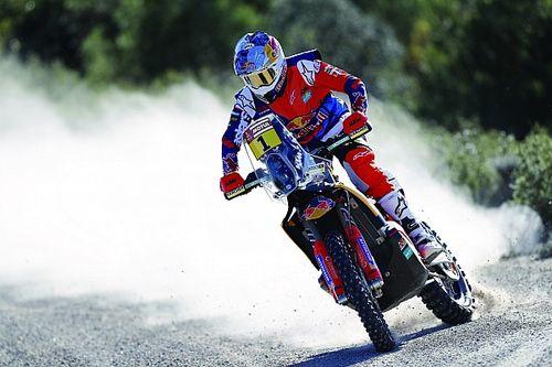 Dakar 2018: la categoria moto resta la più affollata, sono 190 al via
