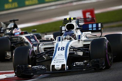 Williams baffled by Stroll's struggles in Abu Dhabi