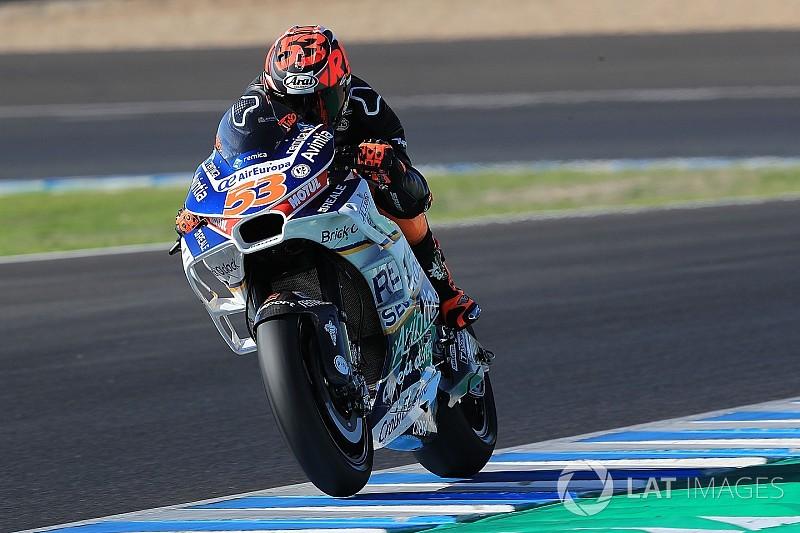 "Rabat: ""La Ducati mi regala lo stesso feeling della Moto2"""
