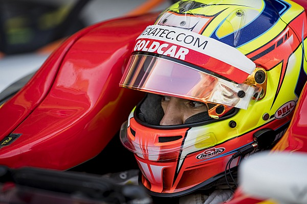 Palou tops second day of Hungary F3 test