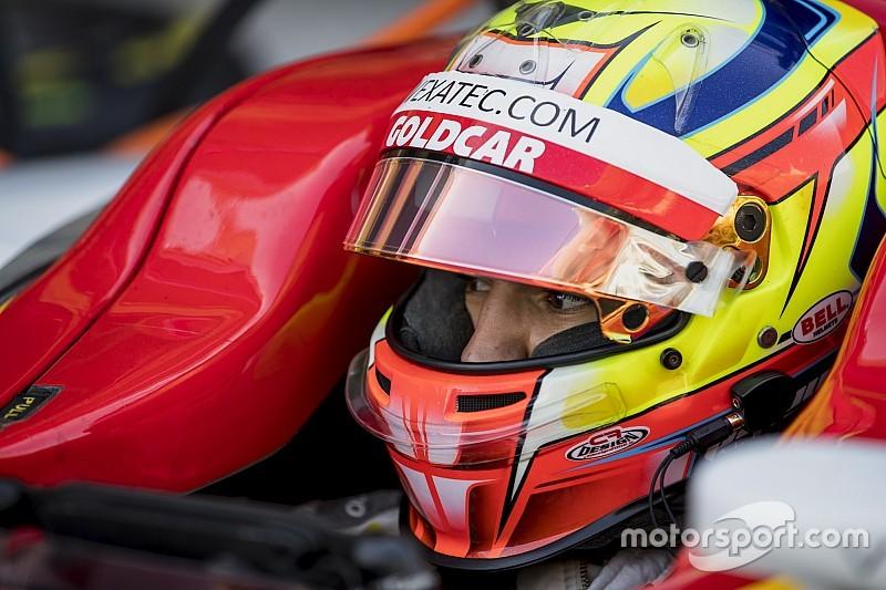 Palou snelste op tweede dag van EK F3-test Hungaroring