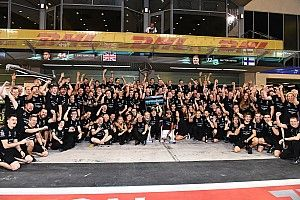 How Mercedes built an unstoppable Formula 1 force
