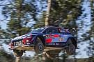 WRC ES10 à 12 - Neuville s'envole, Meeke dans les arbres