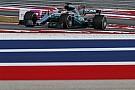 Формула 1 Гран Прі США: Хемілтон випередив Феттеля на одну десяту у третій практиці