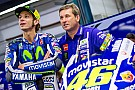 What's it really like to work with Valentino Rossi?