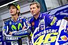MotoGP Bagaimana rasanya bekerja dengan Valentino Rossi?