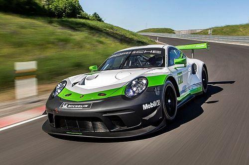 VLN5: Manthey bringt den 2019er-Porsche 911 GT3 R
