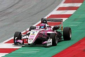 """Daruvala admits """"pressure to deliver"""" in second F3 season"""