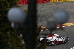 Alonso lidera los primeros libres de las 6h de Spa