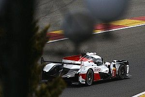 Alonso marcó lo mejor para Toyota en la primera práctica de Spa